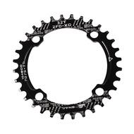 WBStar Bike Chainring 104 BCD Single Speed Chain Ring 32T 34T 36T 38T