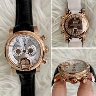 Aigner Bari Super Premium Graden AAA Men's Watches Black And White - Aigner Bari Watches