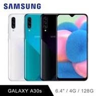 SAMSUNG GALAXY A30s (4GB/128GB) 超強3鏡頭 (贈鋼化保貼+保護套)