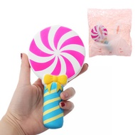 Windmill Lollipop Squishy 16.5cm Slow Rising Gift Toy Collection Gift Decor Toy