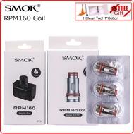 ต้นฉบับSMOK RPM160 CoilsหัวRPM 160 เครื่องทำความร้อนตัวต้านทานPodความต้านทานอิเล็กทรอนิกส์Eบุหรี่Vape RPM 160Wเคร...