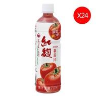 台酒TTL 紅麴養生蕃茄汁570ml(24入/箱)