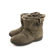 Moonstar Eve 短靴 保暖 軍綠色 女鞋 EVWPL0537 no202