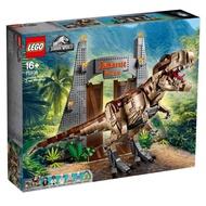 [Lego Galore] Lego Jurassic World 75936 Jurassic Park T.Rex Rampage