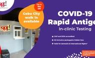 [IN-CLINIC TEST] Cebu City COVID-19 Rapid Antigen Testing