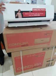 Brand new condura inverter split type aircon