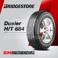 Bridgestone Dueler Ht 684ii 255 / 60 R18 18 108s Car Tires