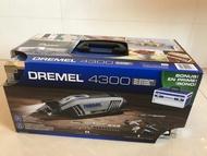 DREMEL 4300專業工具箱,適用DREMEL 3000 / DREMEL 4000,現貨