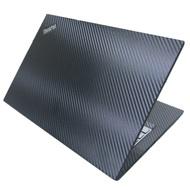 EZstick Lenovo ThinkPad P43s  黑色立體紋機身貼