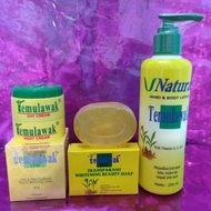 ❤️temulawak_original❤️ 100% Original Temulawak Package (day and night cream & handbody cream)