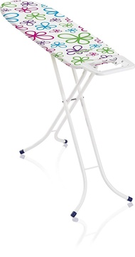 Leifheit Ironing Table Classic S, Ironing Board, Foldable Ironing Table, 120 x 38 cm