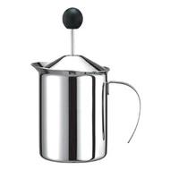 金時代書香咖啡  TIAMO 雙層濾網 + 彈簧奶泡杯 200ml 通過SGS檢測  HA2233