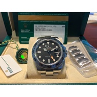 勞力士 216570 兩地時間 探險家二型 大錶徑42mm 探二 GMT~2016  原廠盒單 保固中
