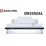 【櫻花牌】觸控隱藏型除油煙機 - 渦輪變頻系列DR3592AL