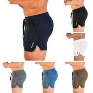 บุรุษว่ายน้ำกางเกงขาสั้นวิ่งจ๊อกกิ้งวิ่งยิมกีฬาระบายอากาศการออกกำลังกายการออกกำลังกายร้อน