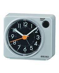 Seiko QHE100AN Bedside Alarm Clock