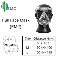 Size L FM2 Full Face Mask For CPAP BIPAP Machine For Anti Snoring And Sleep Aid
