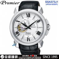 Seiko Sa373j1, 4r39-00s0p, Premier, Mechanical Watch