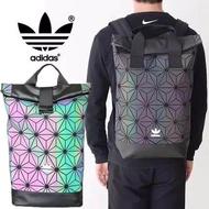 กระเป๋าสะพายหลัง ADIDAS ISSEY MIYAKE ROLL TOP BACKPACK (แบรนด์แท้ 100%) กระเป๋าเป้สะพายหลัง ความสปอร์ตซ่อนเท่ ด้วยลวดลาย 3D