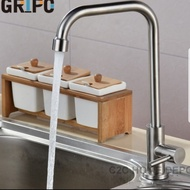 SUS-304 STAINLESS KITCHEN FAUCET