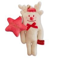 CRAFTHOLIC 宇宙人 聖誕雪橇鹿吊飾