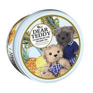 DEAR TEDDY親愛的泰迪鳳梨味夾心餅乾150g