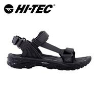 【HI-TEC】水陸二棲休閒涼鞋(男) 黑