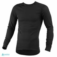 ├登山樂┤瑞士 ODLO 男機能保暖型排汗內衣 -黑 # 152022-15000
