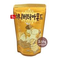 韓國 Toms gilim 蜂蜜奶油口味杏仁果 250g