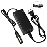 Mouow 42V 2A Charger for 36V Ebike Electric Bicycle