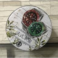 水鬼錶 水鬼 系列 質感 精緻 時尚 造型 帥氣 手錶 娃娃機 盒裝物
