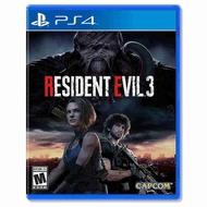 預購 PS4 惡靈古堡 3 重製版 2020.04.03上市 【AS電玩】