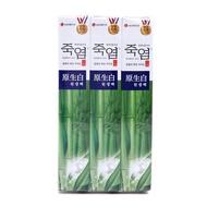 [LG健康生活] 竹鹽原生白牙膏 150g*3 [韓國直送]