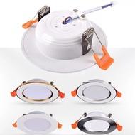 LED Downlight 220V Spot LED downlight Dimmable  5W 7W 9W 12W 15W Recessed in LED Ceiling Downlight Light Cold Warm white