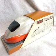 (全新)台灣高鐵700T造型便當盒