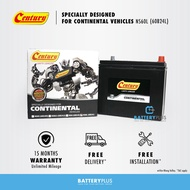 NS60 / NS60L / NS60ST / NS60LST 60B24 Century Continental MF Car Battery (Specially Designed for Continental Vehicles)