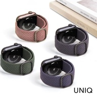【UNIQ】Apple Watch 42/44mm  Aspen防潑水高彈力編織單圈錶帶