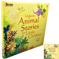 [邦森外文書] 全新現貨 Usborne Animal Stories for Little Children 精裝書