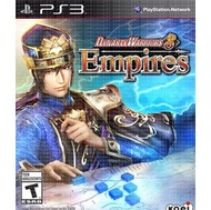 【WC數位電玩】PS3 真 三國無雙 7 帝王傳 中文數位下載 永久認證版 無實體光碟