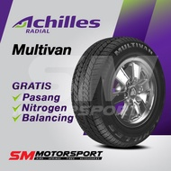 Achilles Multivan 195 / 70 R15c 104 / 102t Car Tires