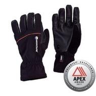 Montane Sabretooth Glove SB劍齒虎軟殼手套 (黑色M、XL號)