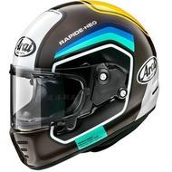 Arai Helmets Neo Number Brown / Helmet Arai Sni / Full Face