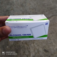 ALCOHOL SWABS 70% ISOPROPYL ALCOHOL