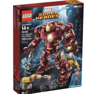 LEGO 76105 HULKBUSTER 浩克毀滅者