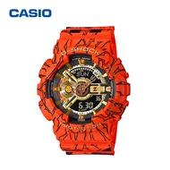 CASIO G-SHOCK นาฬิกาข้อมือแฟชั่นในรูแบบ Dragon Ball รุ่น GA-110JOB-1A4 สุดฮอตในปี2020 หน้าปัด40mm