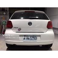 巨城汽車精品 福斯 VW POLO HID 全平面式 倒車 雷達