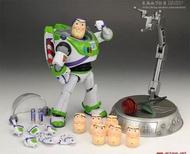 正版 ToyStory  萬代 超合金 金屬 玩具總動員 巴斯光年