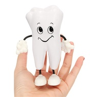 Dentistry PUDental Doll Soft Squishy Cute Smiling Face Pressure Relief Doll Simulation Toy