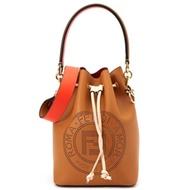 [FENDI] SMALL MON TRESOR Bucket Women s Tote Shoulder Bag 8BT309 A7SQ F0TUD
