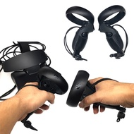 一套 適用於Oculus Rift S/Oculus Quest 指虎套 防滑遊戲手柄套